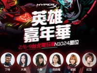 TGS 2020 HyperX舉辦「英雄嘉年華」,更首次亮相HyperX Cloud Flight S 無線7.1電競耳機、HyperX × Ducky One 2 Mini 60% 機械式鍵盤