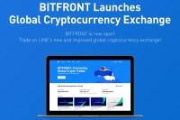 LINE於美國推出BITFRONT數位貨幣交易,提供LN、BTC、BCH、ETH、USDT虛擬幣