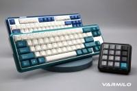 阿米洛推出 Varmilo Sword2 CNC全金屬鍵盤,4種尺寸搭配磁吸式上蓋更有質感