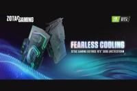 ZOTAC GAMING GeForce RTX 3090 ArcticStorm 水冷顯示卡,雙槽設計水冷頭僅得25.9毫米,厚度小於PCI插槽