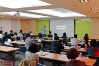 「搞懂鍵盤清潔,延長使用壽命」花絮記錄,於台北市聽障協會在職訓練分享