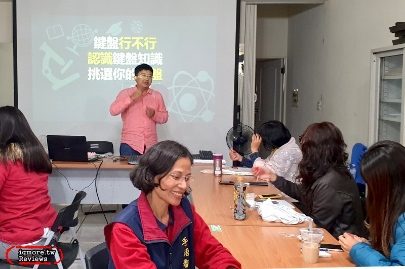 聽打員課程「鍵盤行不行」花絮記錄,老貓於台中市中華民國聲暉聯合會同步聽打員在職訓練分享