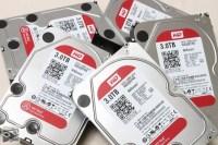 WD Red 紅標 3.5吋 3TB硬碟 評測,NAS專用硬碟