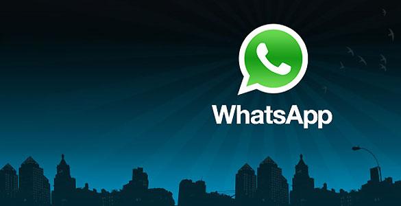 Con Whatsapp se envían más de 2.000 millones de mensajes al día