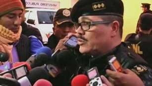 Ver vídeo  'Asesinados ocho policías en Guatemala'