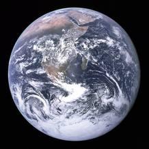 Tierra en alta resolución