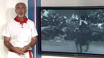 Explicación de Javier Solano sobre la causa del tapón