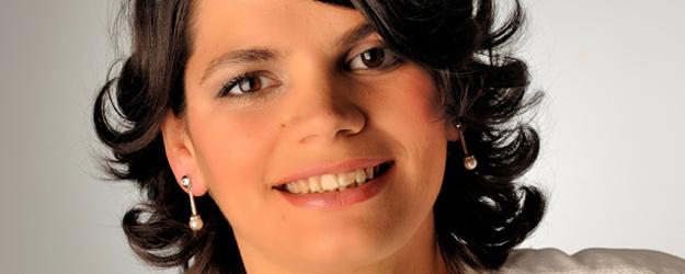 Odile Fernández, autora de Mis recetas anticáncer