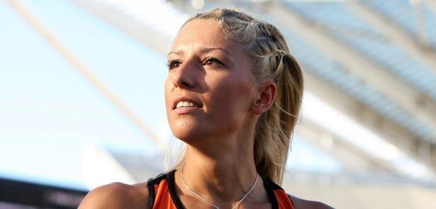 Paraskevi Papahristou, atleta griega expulsada de los Juegos Olímpicos de Londres 2012