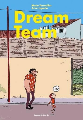 Portada de 'Dream Team'