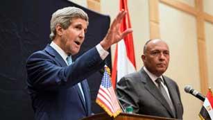 Ver vídeo  'El secretario de estado John Kerry inicia una visita a Oriente Próximo'
