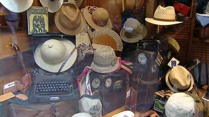 La sombrerería Albiñana recibe el premio nacional al pequeño comercio