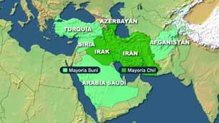 Ver vídeo  'Suníes y chiíes, las dos grandes ramas del islam, enfrentados desde hace 1300 años'