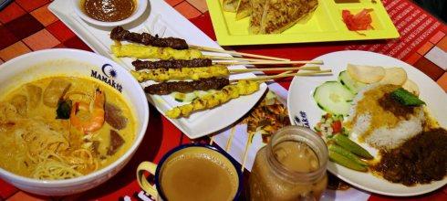 捷運周邊美食,忠孝敦化站,MAMAK檔,南洋料理