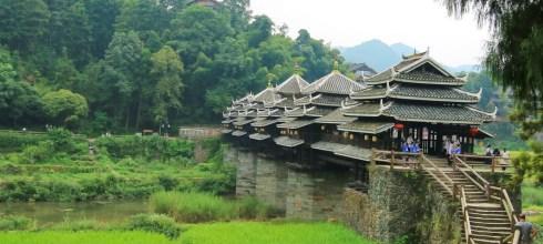 「桂」族好風景,廣西風采_神話傳說的世界_程陽八寨