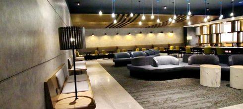 ♫這只能叫休息室吧?Plaza Premium lounge環亞貴賓室_體驗區