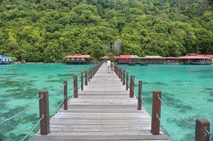 【馬來西亞-沙巴-自由行】瘋無敵_碧海藍天,大馬最美的海