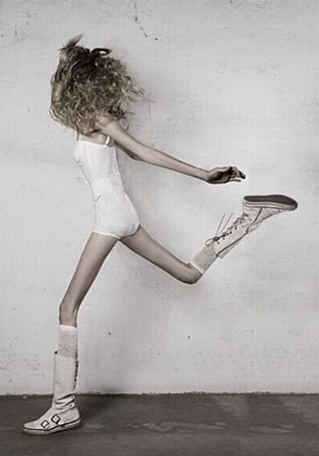 Anorexia – it's terrifying! (14 pics)