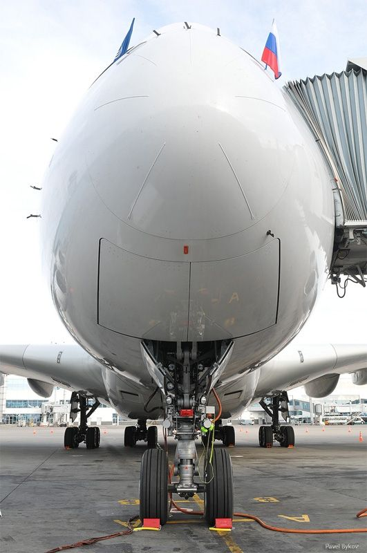 The Biggest Passenger Plane Airbus A380 (14 pics ...