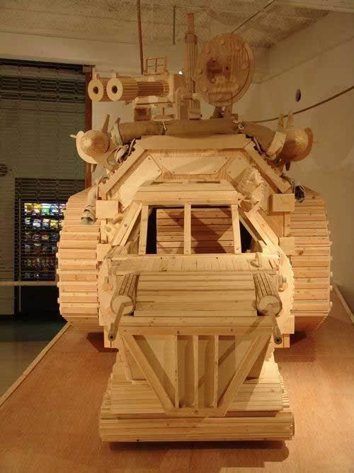 Cool Stuff Made From Wood 34 Pics Izismile Com