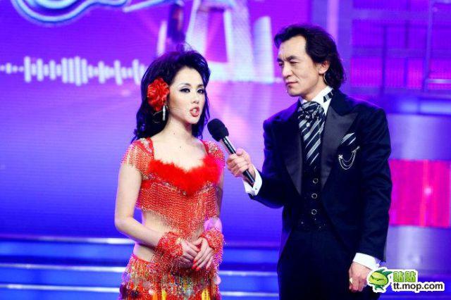 Chinese Celebrities: No Make-Up (10 pics)
