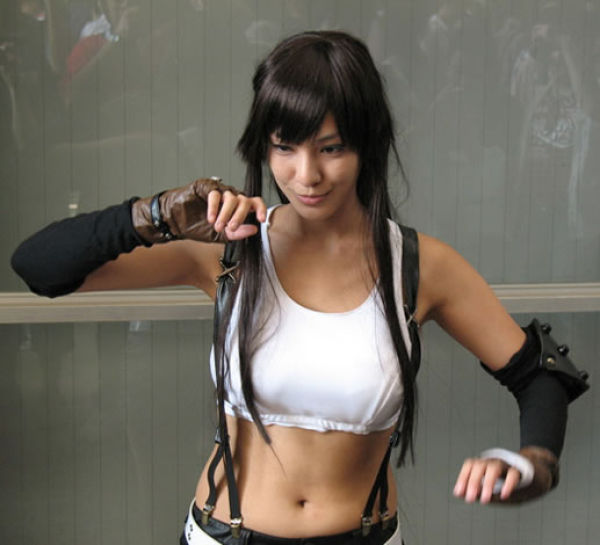 Best Cosplays Of Tifa Lockheart From Final Fantasy VII 40