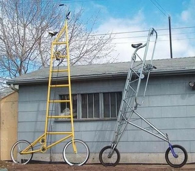 The Most Bizarre Bicycles You Have Ever Seen