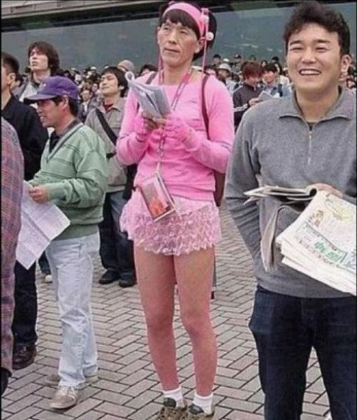 Fashion Fails