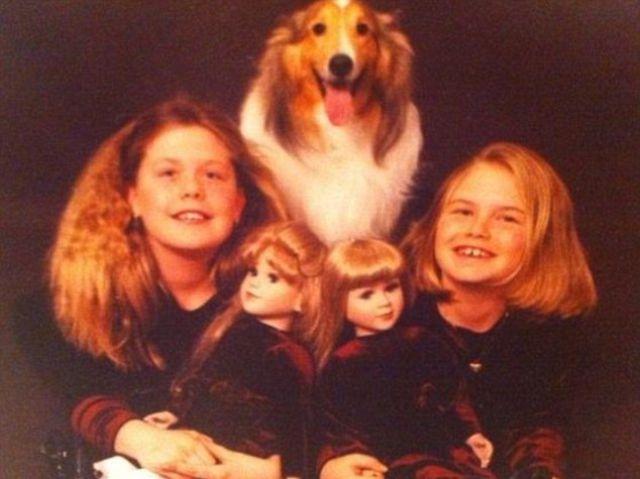 Painfully Awkward Family Photos Pet Addition 26 Pics