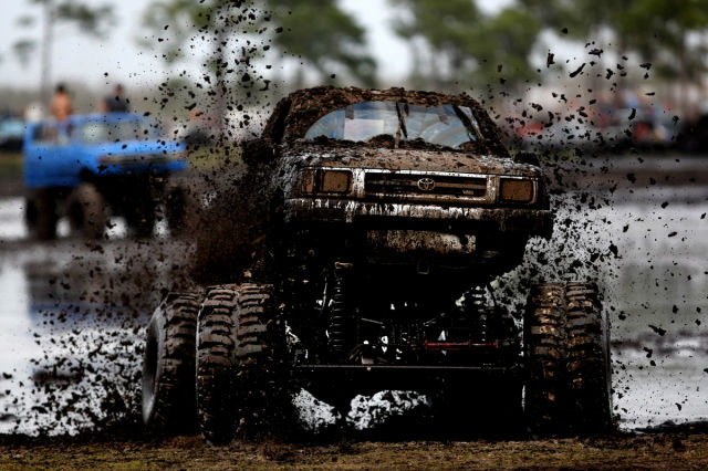 Okeechobee Mudfest Is the Ultimate Mud Party