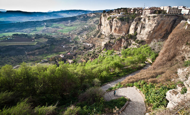 The Beauty of Mountain City of Ronda