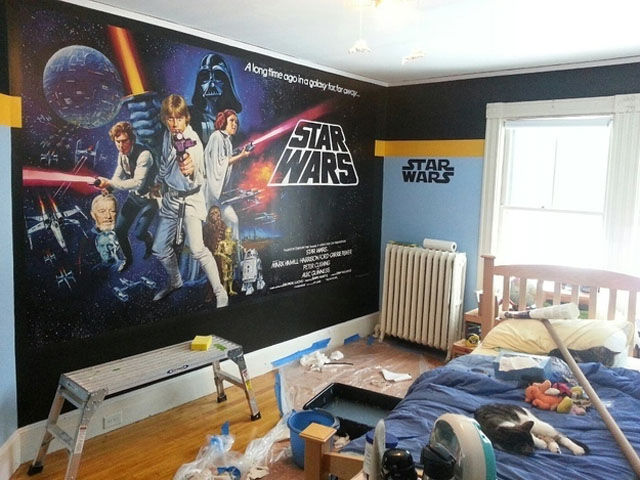 Geeky Bedrooms That Are Too Cool To Resist 34 Pics