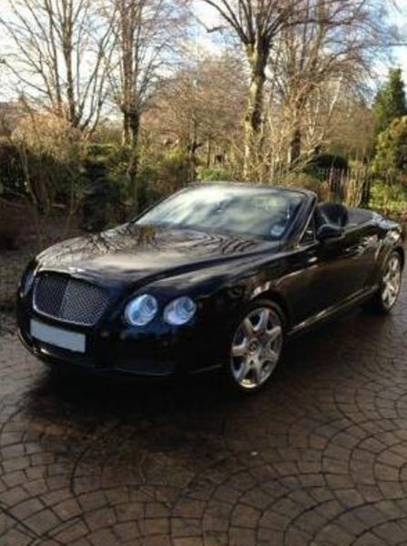 What Can Happen to Your Bentley at a Car Wash