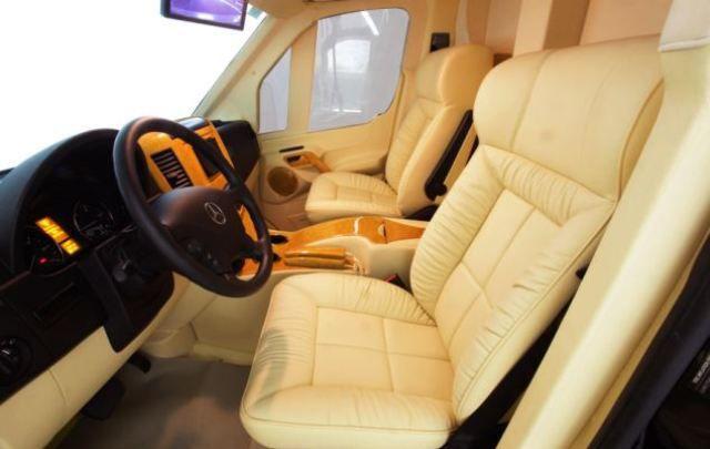 This Is No Ordinary Mercedes-Benz Van