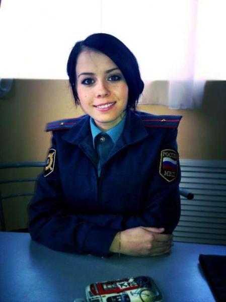 Russian Police Girls 41 Pics