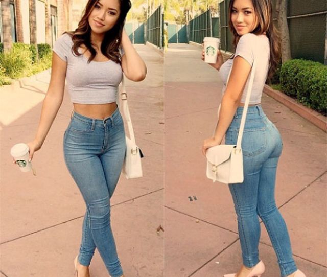 That Ass In Those Jeans Equals One Hot Combination