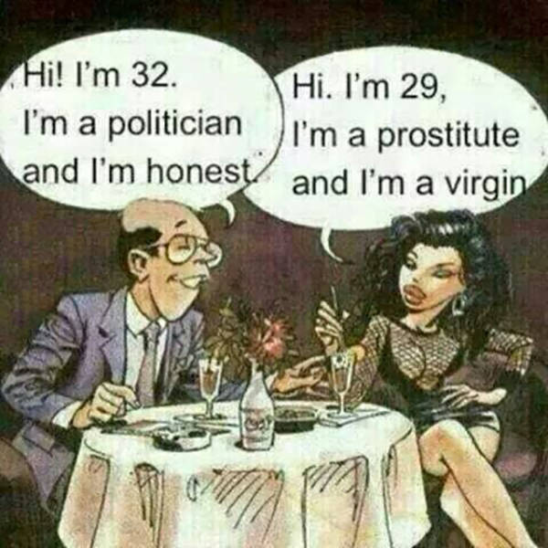 When You Think about Politicians These Things are Actually ...
