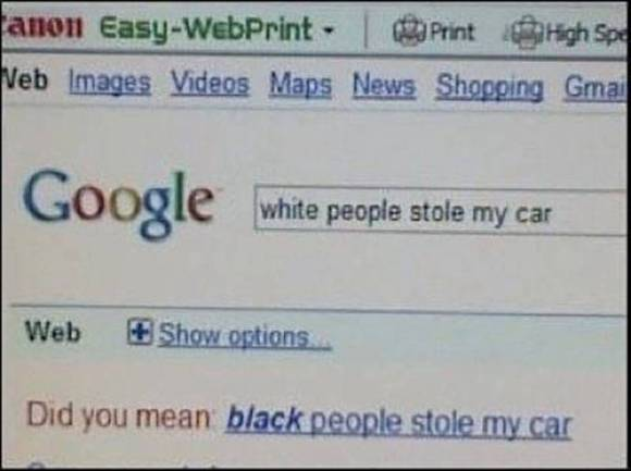 Unfortunate Times When Racism Sneaked in Accidentally