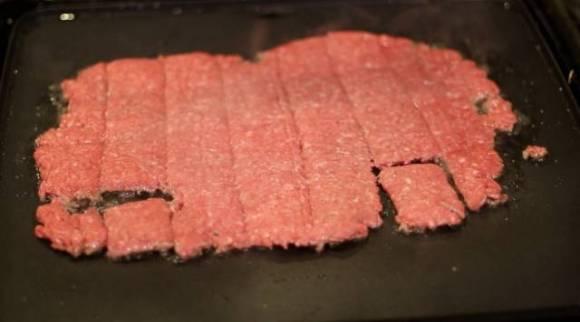 Beef + Cheese + Bacon +Bread = Baconator