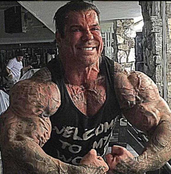 140 Kg Bodybuilder From L.A. Takes Steroids Since He Was A Teen And Has An Insanely Huge Body