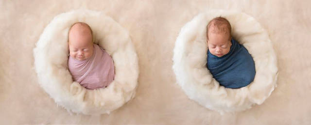This Is Probably The Cutest Photoshoot Of Baby Quintuplets Ever