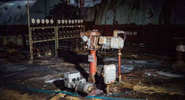 Inside The Chernobyl Nuclear Power Plant 15 Pics Izismile Com