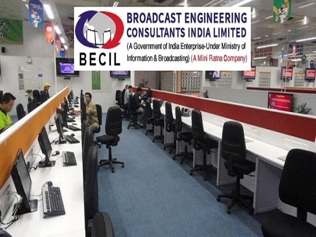 BECIL Recruitment for 400+ MTS, UDC, Investigator, and Other Posts, Apply Online @becil.com