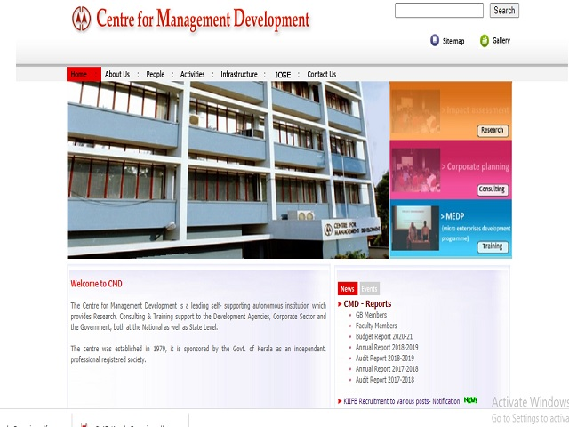 CMD Kerala Recruitment 2021: Apply Project Manager, Project Coordinator and Other Posts