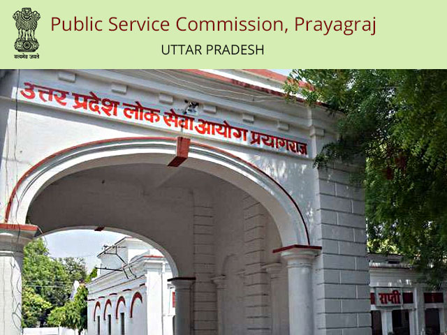 UPPSC Recruitment 2021   Ashram Padhati Bharti    WeJobStation