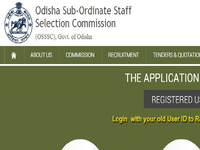 OSSSC Result 2021 Out for Junior Assistant Posts @osssc.gov.in, Download PDF