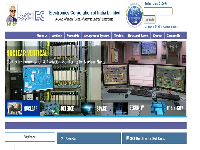 ECIL Recruitment 2021, Walk in for 20 Project Engineer and Assistant Project Engineer Posts