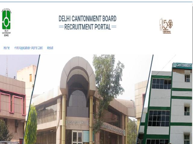 Cantonment Board, Delhi Recruitment 2021 for Specialist and Sr. Resident Posts, Download CB Notification @cbdelhi.org