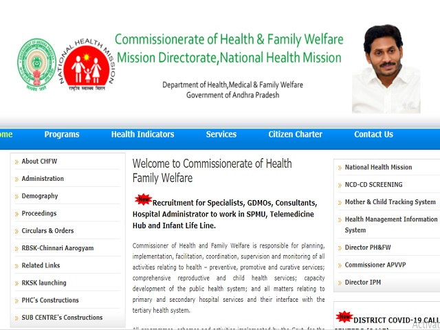Apply for 24 Pediatrician, Gynecologist, Hospital Administrator & Other Posts