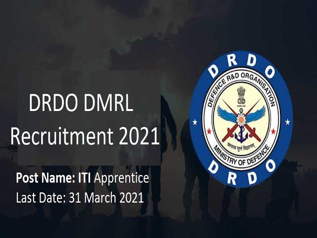 DRDO DMRL image